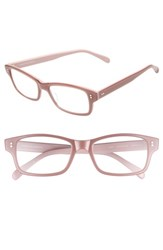 Corinne Mccormack 'Jess' 52Mm Reading Glasses Pink