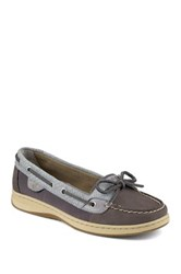 Sperry Angelfish Boat Shoe Gray