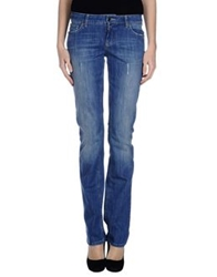 Laltramoda Denim Pants Blue