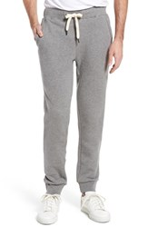 Uggr Men's Ugg French Terry Jogger Pants Grey Heather