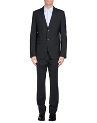 Jil Sander Suits And Jackets Suits Men Steel Grey