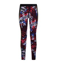 Juicy Couture Floral Leggings Female Multi