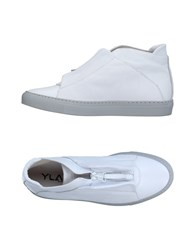 Ylati Sneakers White