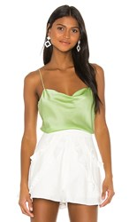 Cami Nyc The Axel In Green. Neo Mint