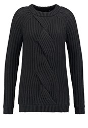 Earnest Sewn Berry Jumper Black