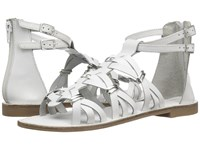 Volatile Roman White Women's Sandals