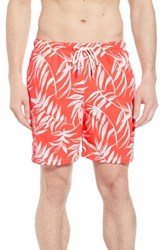 Tommy Bahama Naples Muy Caliente Swim Trunks Electric Coral