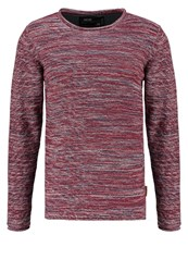 Indicode Jeans Randall Jumper Rot Red