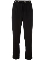Kenzo Tailored Track Pants Black
