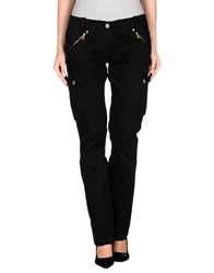 Aeronautica Militare Trousers Casual Trousers Women Black