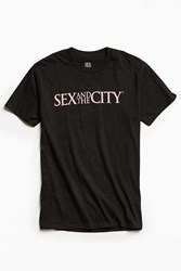 Urban Outfitters Sex And The City Tee Black
