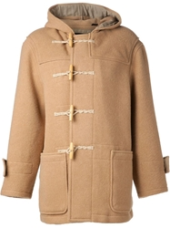 Nlst Toggle Coat Nude And Neutrals