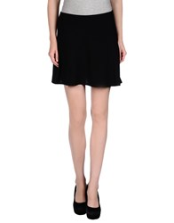 Siste's Siste' S Skirts Mini Skirts Women Black