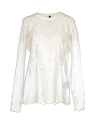 High Blouses Ivory