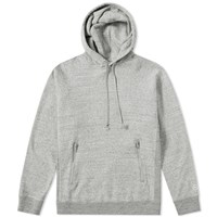 Denim By Vanquish And Fragment Sweat Hoody Grey