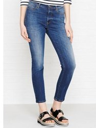 Vivienne Westwood Anglomania Ar Skinny Jeans Blue
