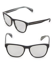 Paul Smith Hoban 55Mm Square Optical Glasses Grey