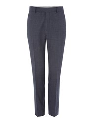 Richard James Melange Birdseye Suit Trouser Petrol