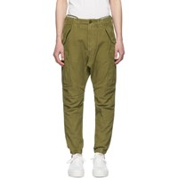 R 13 R13 Green Military Surplus Cargo Pants
