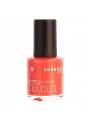 Korres Nail Lacquer Coral Hibiscus N A