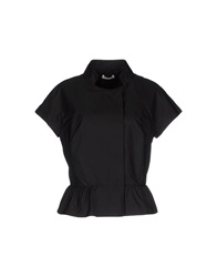 Hoss Intropia Shirts Black