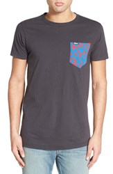 Men's Ames Bros. 'Thorny' Pocket T Shirt