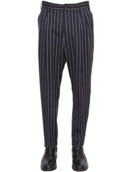 Vivienne Westwood Pinstriped Cool Wool Pants