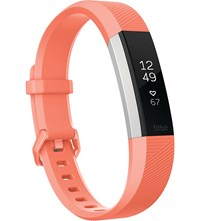 Fitbit Alta Hr Large Fitness Band Coral