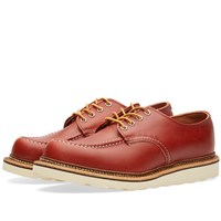Red Wing Shoes 8103 Heritage Work Classic Oxford Brown