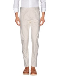 Exibit Casual Pants White
