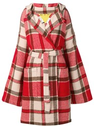 Jc De Castelbajac Vintage Ko And Co Checkered Coat