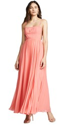 Fame And Partners The Erina Dress Coral