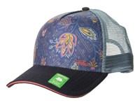 Prana La Viva Trucker Hat Denim Sierra Caps Multi