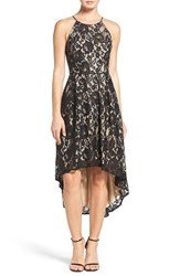 Aidan Mattox Women's By Lace Fit And Flare Dress
