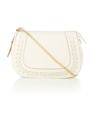 Dickins And Jones Harrison Crossbody Bag Bone