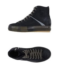 Ruco Line High Tops And Trainers Slate Blue