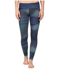 Bench Real Real Love Leggings Estate Blue Women's Casual Pants Navy
