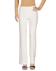 Nuvola Casual Pants Ivory