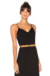 Lovers Friends X Revolve Taylor Belt Brown