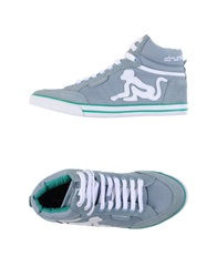 Drunknmunky High Tops And Trainers Light Grey