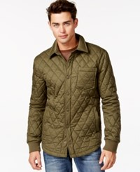 American Rag Shelly Quilted Jacket Greenbrook