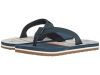 Billabong Stoked Sandal Little Kid Big Kid Navy Men's Sandals