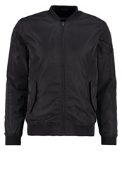 Your Turn Bomber Jacket Black