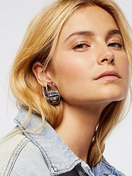 Free People Sleek Knot Metal Earring By