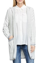 Vince Camuto Women's Two By Hooded Cardigan