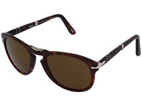 Persol Po0714p Polarized Havana Brown Polarized Sport Sunglasses