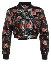 Sister Jane Gaucho Bomber Jacket Multicolor Multicoloured