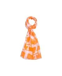 Forever Collectibles Tennessee Volunteers All Over Logo Infinity Scarf Orange