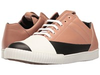 Marni Banded Low Top Sneaker Black Pink