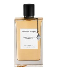 Van Cleef And Arpels Exclusive Collection Extraordinaire Precious Oud Eau De Parfum 2.5 Oz.